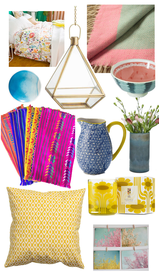 11 spring home decor items