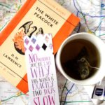 June bookishly tea and book club Yellow Feather blog