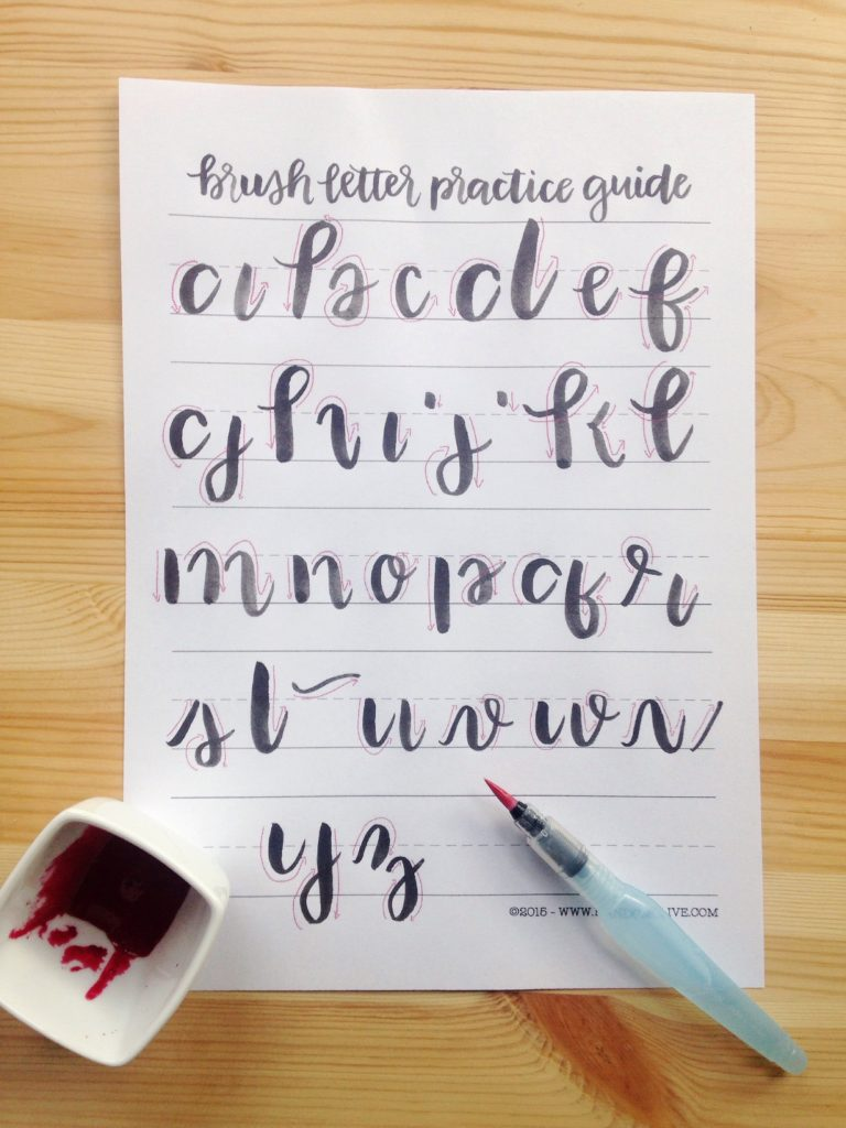 brush-letter-practice-guide-lowercase-letter-template-yellow-feather-blog-christmas-brush-lettering-practice