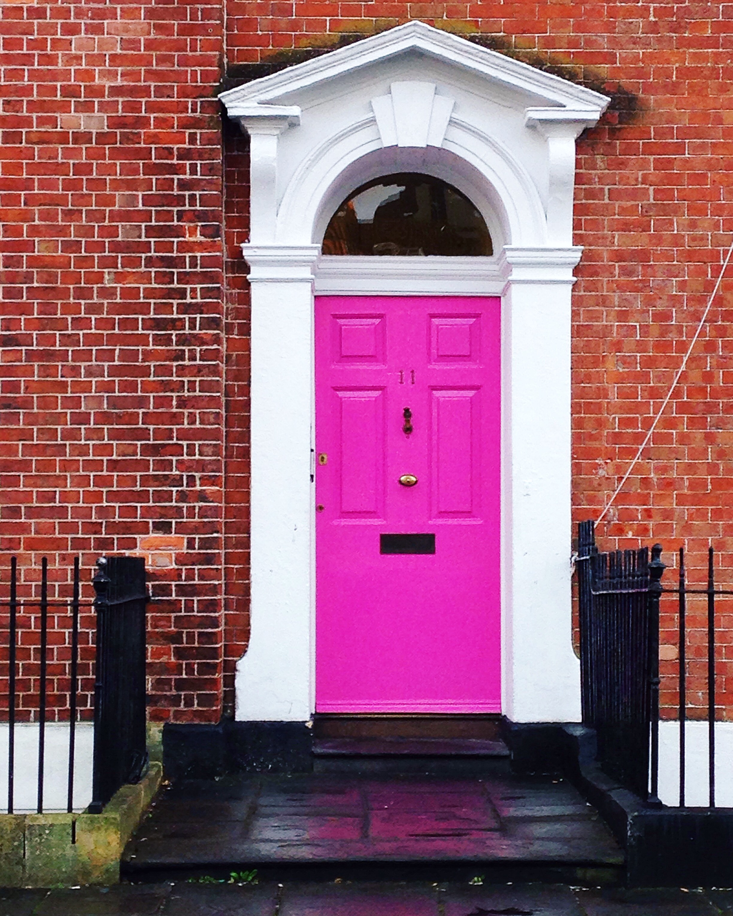 pink-bristol-door-in-brunswick-square-st-pauls