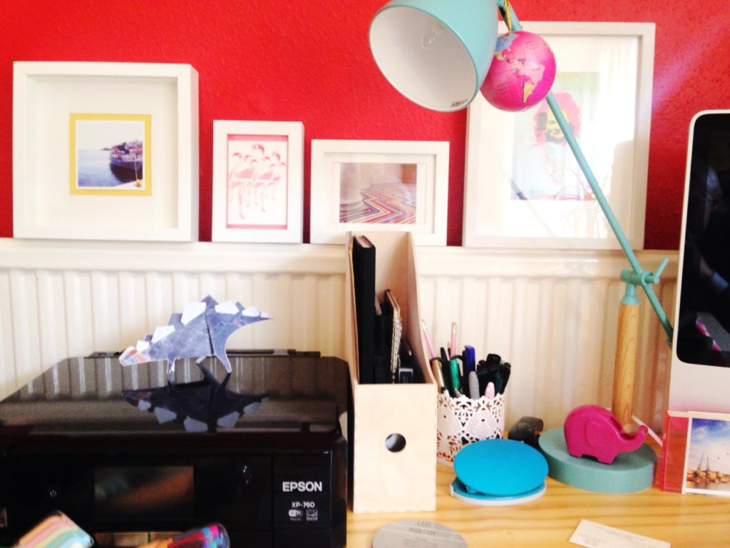 yellow-feather-blog-desk-set-up-with-colourful-accessories