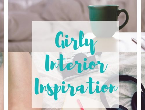 Girly Interior Inspiration
