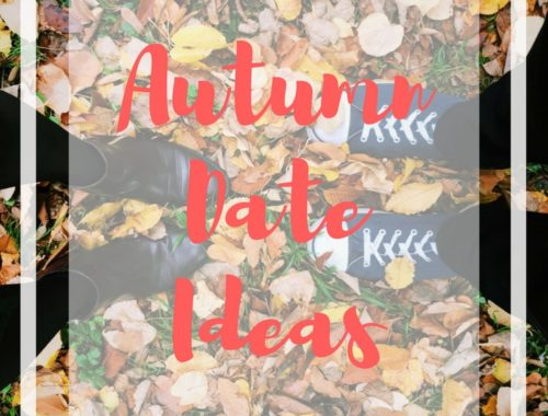 Autumn Date Ideas