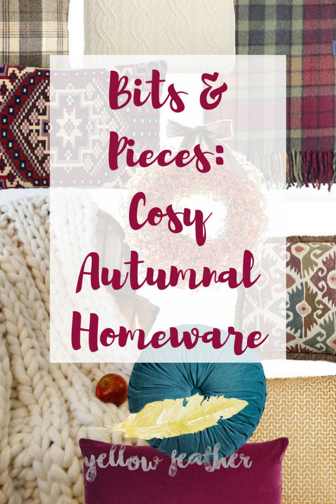 Bits Pieces Cosy Autumnal Homeware