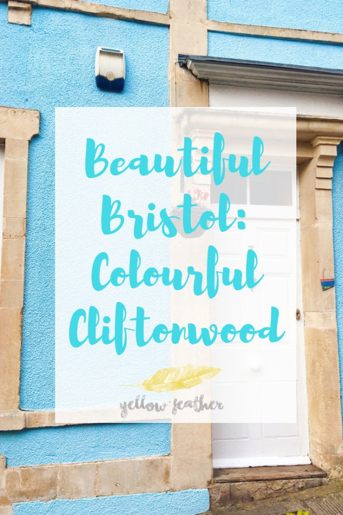 Beautiful Bristol Colourful Cliftonwood