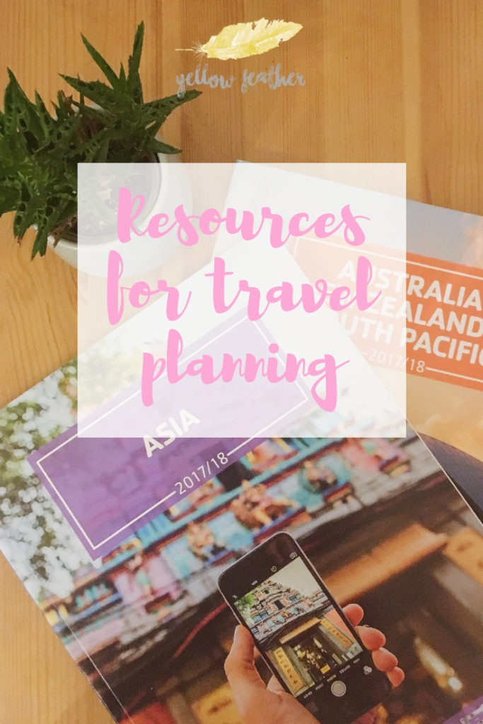 Travel Tuesday Resources for travel planning