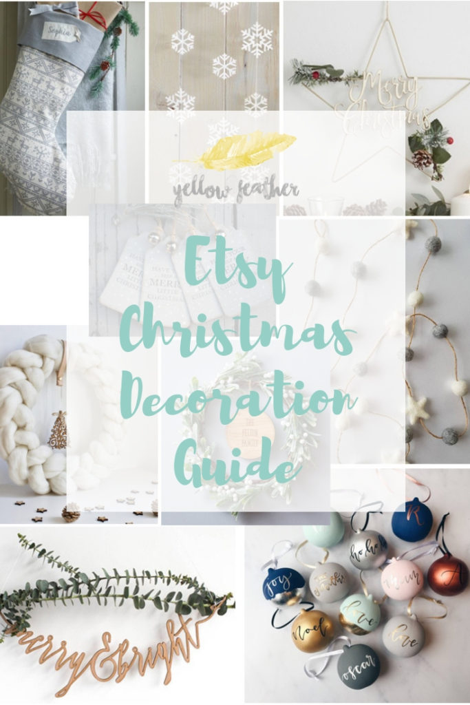 Etsy Christmas Decoration Guide 1 1