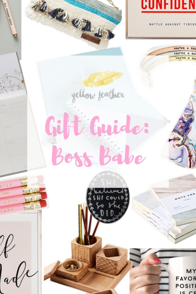 Gift Guide Boss Babe