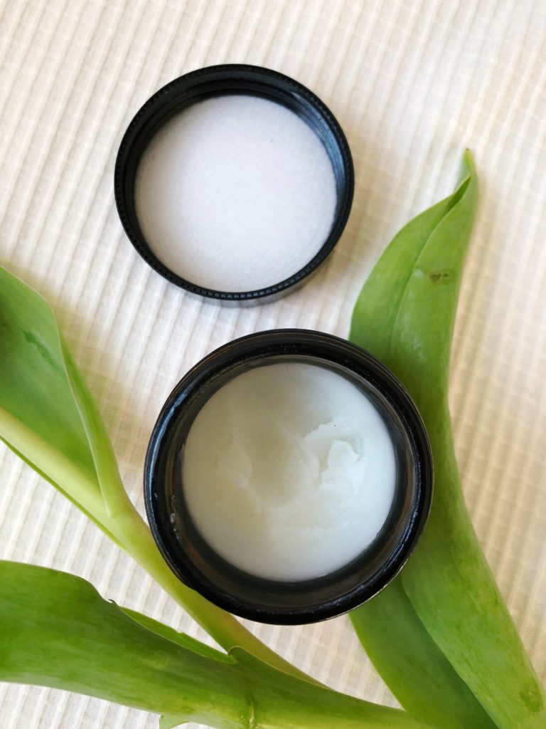 close up Botanicals nourish cleansing melt review yellow feather blog