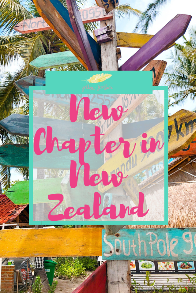 New Chapter in New Zealand