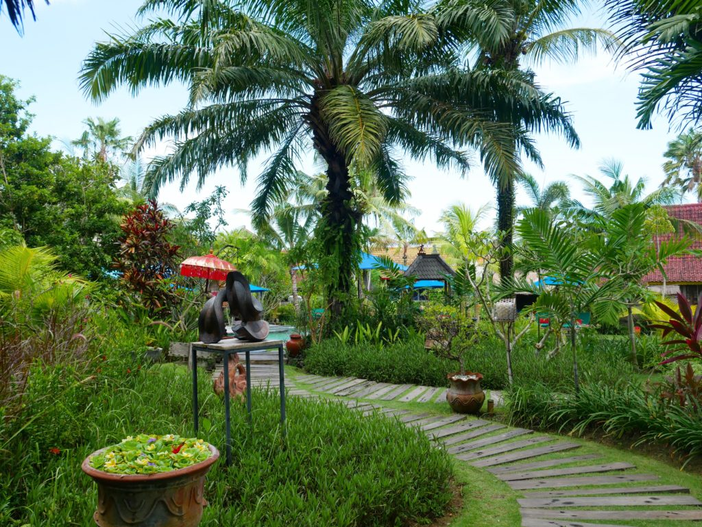 desa seni village ecoresort grounds canguu bali