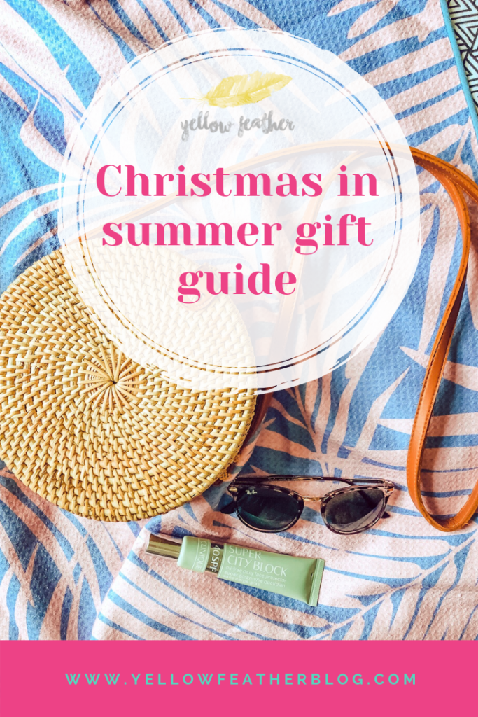 Christmas in summer gift guide 1